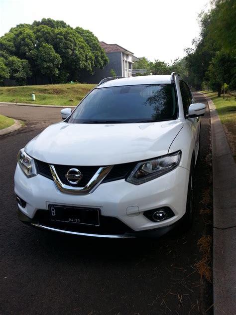 Jual Alarm Nissan x trail jual cepat xtrail 2 5 cvt 2015 mobilbekas