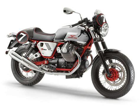 Moto Guzzi V7 by Moto Guzzi V7 Clubman Racer