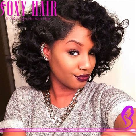 human hair for a bob hairstyle african american curly bob hairstyles bob hairstyles ideas