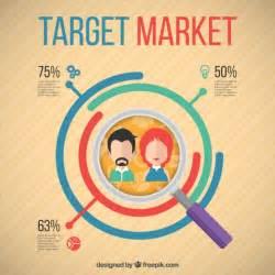 Target Market Target Market Vector Free