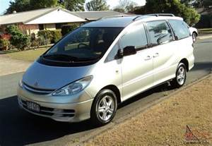 8 Seater Used Cars For Sale Brisbane Toyota Tarago Glx 12 2002 Automatic 8 Seater Wagon In In