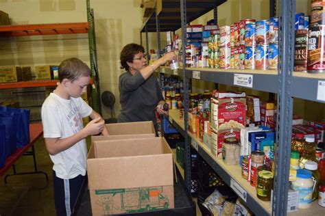 Volunteer At Food Pantry by Meet Sally O Dwyer Director Of Volunteers Catholic