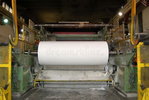 paper and pulp mill stock paper and pulp mill stock photo image of manufacture 5710642