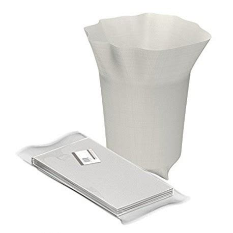 Coffee Filter Paper 50pcs 24 Serve 1 brewista paper filter cold pro 50pcs bcppf50 artisan coffee