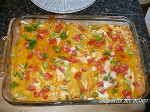 easy chicken enchiladas recipe dishmaps