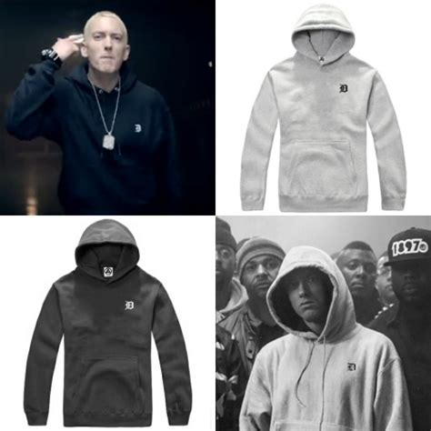 eminem outfits rap god sweatshirt hiphop eminem slim shady hoodie coat