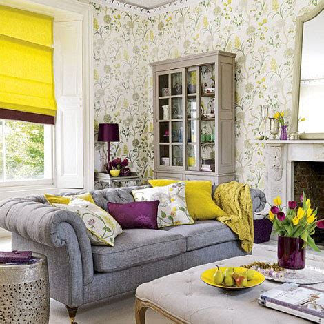 yellow and gray home decor fresh living room decor picsdecor