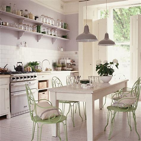 french style kitchen cabinets french style kitchen diner kitchen design housetohome