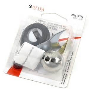 delta single handle kitchen faucet repair kit delta single lever repair kit for acrylic handle faucets