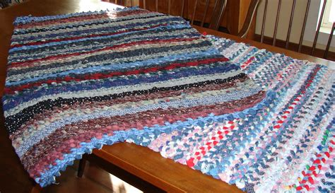 The Country Farm Home Rag Rugs A Delta Folk Art How To Make A Rag Rug