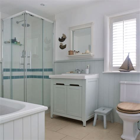 Nautical Bathroom Housetohome Co Uk Nautical Bathroom Designs
