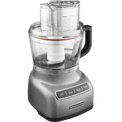 kitchenaid kfp0922cu contour silver 9 cup food processor