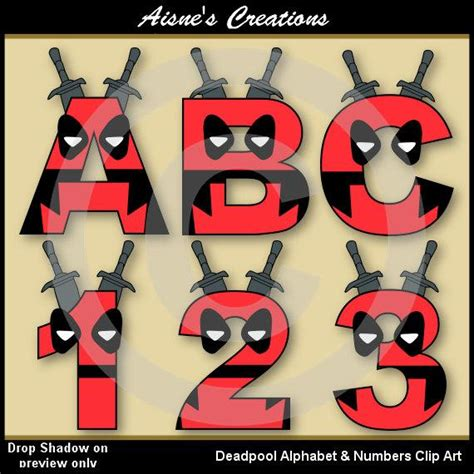 Deadpool Letter To