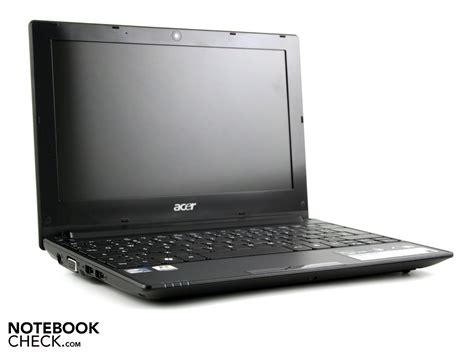 Harddisk Acer Aspire One D255 review acer aspire one d255 netbook n550 notebookcheck net reviews