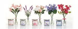 Long Vase Flower Arrangement Yankee Candle Botanical Reed Diffuser White Gardenia