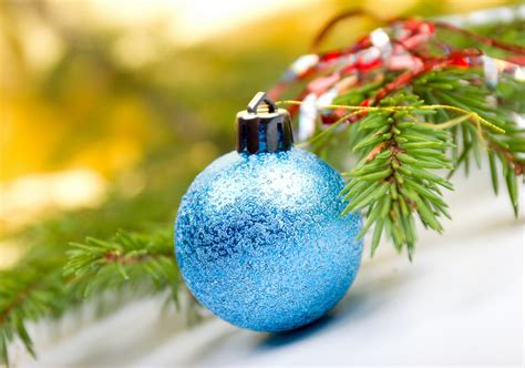 blue christmas ornaments christmas photo 22228775 fanpop