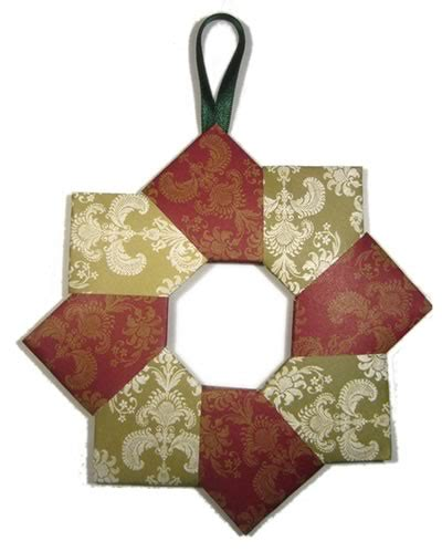 how to make paper christmas decorations step by step decorations
