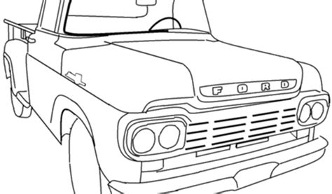 coloring pages of old cars classic car coloring pages the old and muscle car