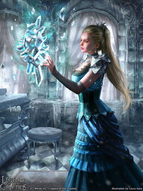 Ayla Magic Ayla Legend Of The Cryptids Card Laylanne Of
