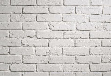white brick wall white fauxbrick wall panels dreamwall