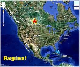 Regina Canada Map by Regina Canada Map Submited Images
