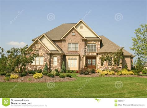 large homes large house royalty free stock photography image 1362417