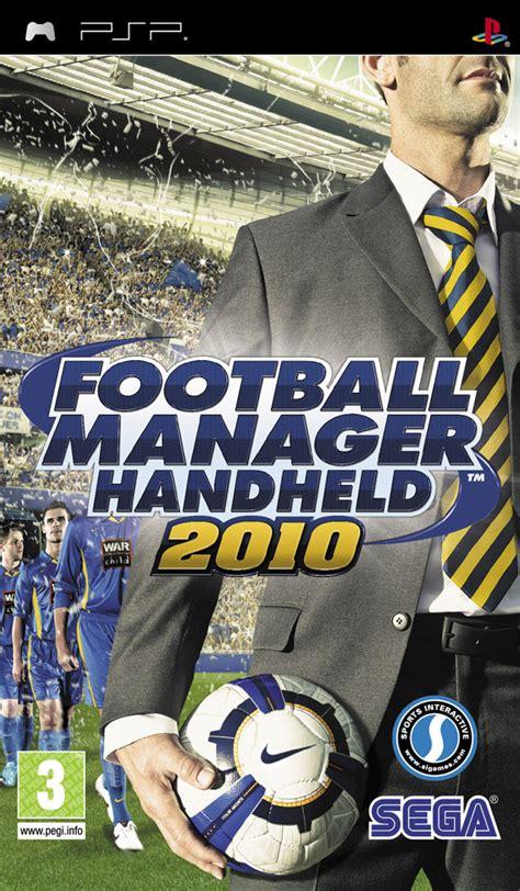 theme psp football football manager handheld 2010 game giant bomb