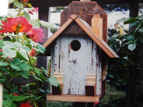 two seater bird house with a stove they say a summet