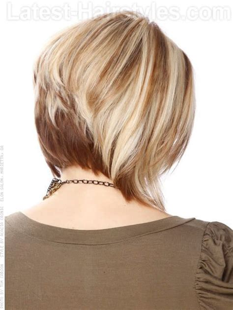 how to cut hair so it stacks 1000 ideas about medium stacked bobs on pinterest