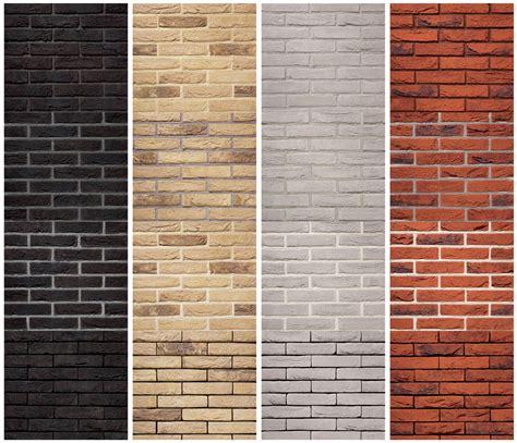 brick colors joint colours