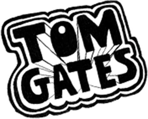 My World   Tom Gates