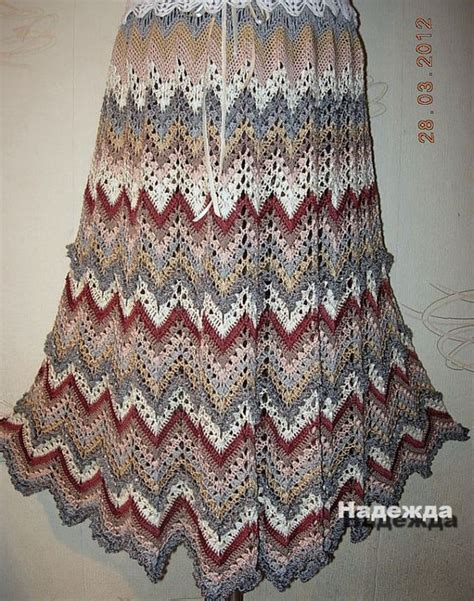 zig zag crochet skirt pattern 178 best crochet zigzag pattern images on pinterest