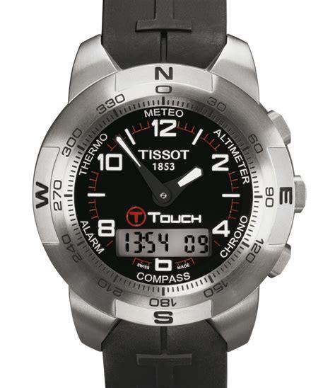 Tissot T Touch Titanium tissot t touch titanium pictures reviews prices