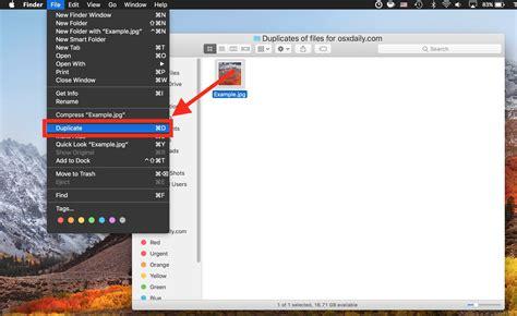 cara membuat file zip di macbook cara membuat copy file atau folder di mac dengan duplikat