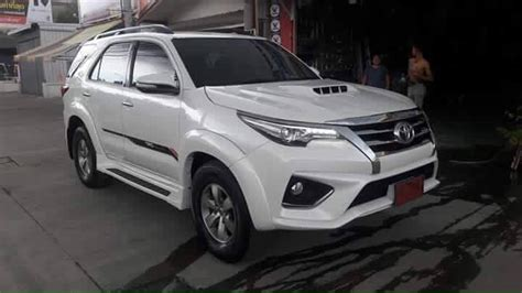 new fortuner 2016 youtube 2016 toyota fortuner body kit 2016 toyota body kit converts existing fortuner to 2016 toyota fortuner