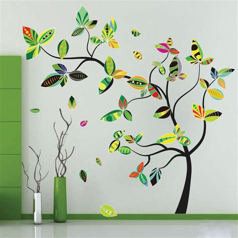 wall decal murals abstract tree wall decal tree wall decal murals