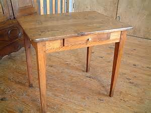 table bureau ancienne ch 234 ne merisier antiquites brocante