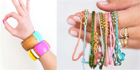 47 DIY Bracelets You Could Be Wearing By Tomorrow   DIY Projects for Teens
