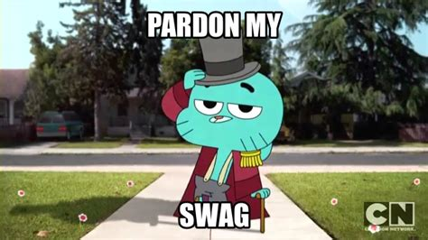 gumball watterson meme 3 the amazing world of gumball
