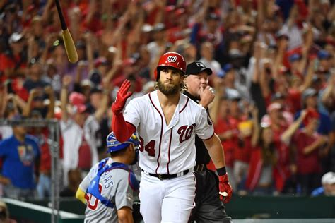 Dont Bet On It think bryce will stay with washington nationals