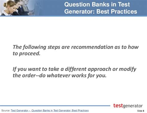 Or Question Generator Question Banks In Test Generator Best Practices