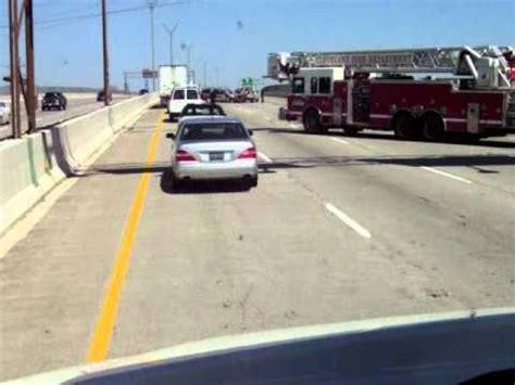 truck cleveland ohio car crash truck cleveland ohio 490