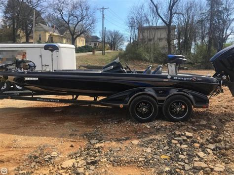 used bass boats arkansas 2016 used ranger boats z521c bass boat for sale 63 900