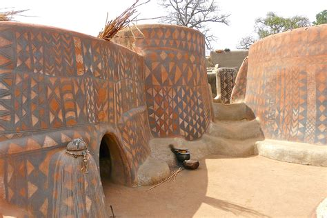 africa house the african village where every house is a work of art