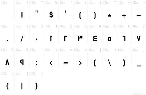 Ss U Font White ge flow bold font