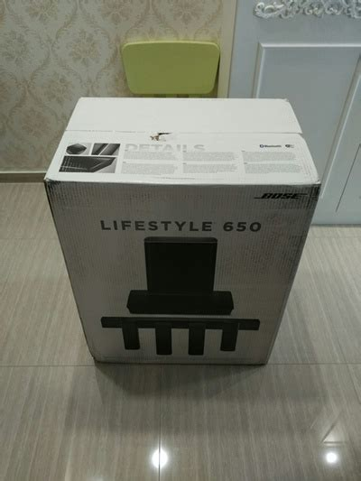 bose lifestyle  home theater entertainment system