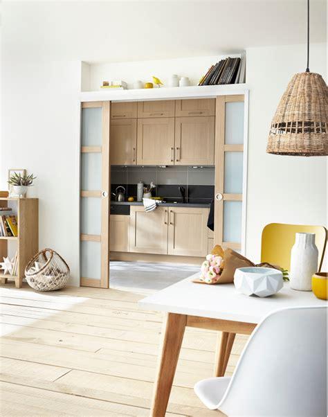 cacher une cuisine ouverte cuisine ouverte ou ferm 233 e plus besoin de choisir