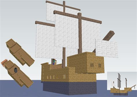 boat with oars minecraft boats evolved bigger modular boats suggestions