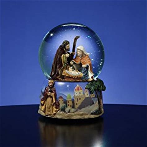 amazon com 5 5 quot musical magi religious nativity scene