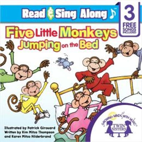 5 little monkeys jumping on the bed book 5 little monkeys jumping on the bed book author